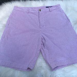 Vineyard Vines Men's Seersucker Club Shorts - 32